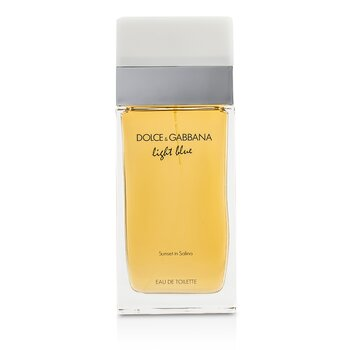 Dolce & Gabbana Light Blue Sunset In Salina Eau De Toilette Spray (Edici�n Limitada)  100ml/3.3oz