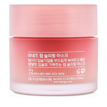 Lip Sleeping Mask 20g/0.68oz