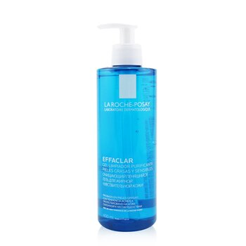 Effaclar Purifying Foaming Gel - For Oily Sensitive Skin  400ml/13.5oz