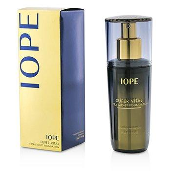 IOPE Super Vital Extra Moist Fond de Ten SPF12 - # 23 Bej Intens  35ml/1.1oz
