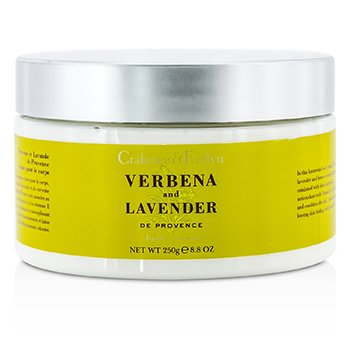 Crabtree & Evelyn Verbena & Lavender Body Cream  250g/8.8oz