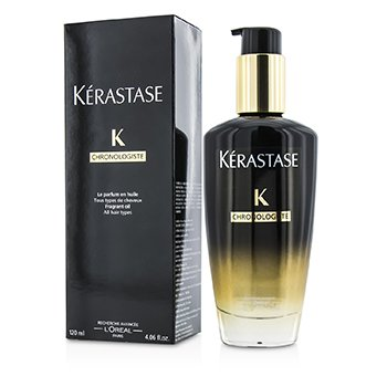 Kerastase Chronolgiste Fragrant Oil (For All Hair Types)  120ml/4.06oz