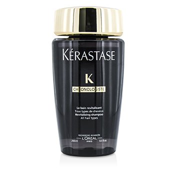 Kerastase Chronologiste Revitalizing Shampoo (For All Hair Types)  250ml/8.5oz