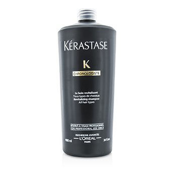 Chronologiste Revitalizing Shampoo (For All Hair Types)  1000ml/34oz