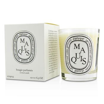 Scented Candle - Maquis  190g/6.5oz
