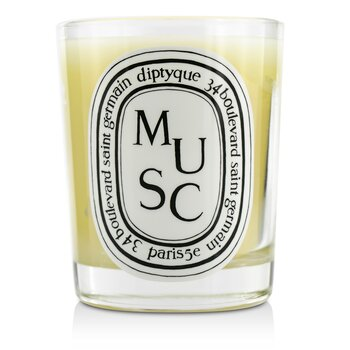 Scented Candle - Musc (Musk)  190g/6.5oz
