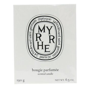 Scented Candle - Myrrhe (Myrrh)  190g/6.5oz