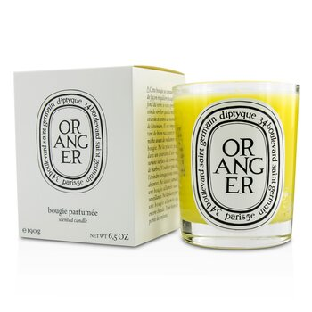 Świeca zapachowa Scented Candle - Oranger (Orange Tree) 190g/6.5oz