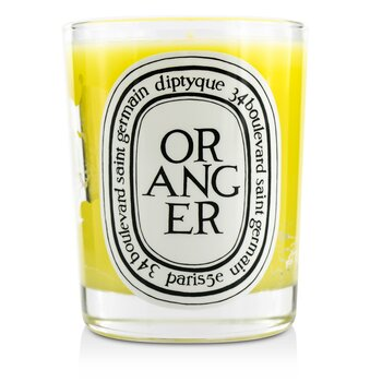 Scented Candle - Oranger (Orange Tree)  190g/6.5oz