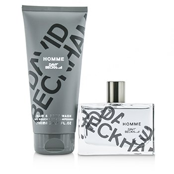 Homme Coffret: After Shave Lotion 50ml/1.7oz + Hair & Body Wash 200ml/6.7oz  2pcs