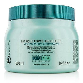 เคเรสตาส มาสก์ Resistance Force Architecte Reconstructing Masque (สำหรับผมแตกหัก, ผมเสีย, ผมแตกปลาย)  500ml/16.9oz