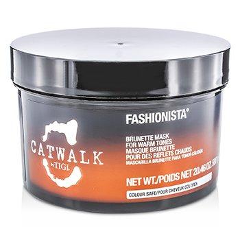 Catwalk Fashionista Brunette Mask (For Warm Tones)  580g/20.46oz
