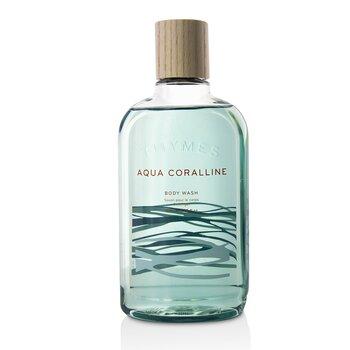 Thymes Aqua Coralline שטיפת גוף  270g/9.25oz
