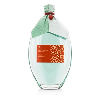 Thymes Aqua Coralline Bubble Bath  465ml/15.75oz
