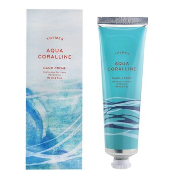 Aqua Coralline Hand Cream  90ml/3oz