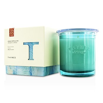 Thymes Aromatic Candle - Aqua Coralline  284g/10oz