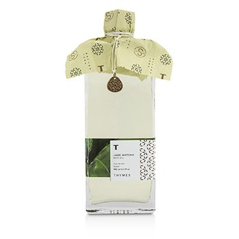 Thymes Jade Matcha Bath Oil  190ml/6.4oz