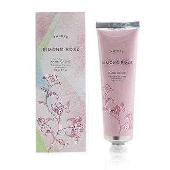 Kimono Rose Hand Cream  90ml/3oz