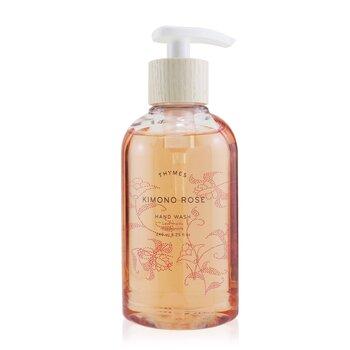 Kimono Rose Hand Wash  240ml/8.25oz