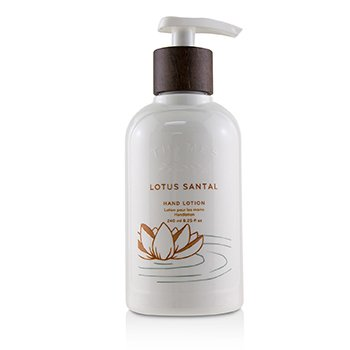 Lotus Santal Hand Lotion 240ml/8.25oz