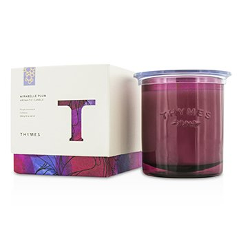 Thymes Aromatic Candle - Mirabelle Plum  284g/10oz