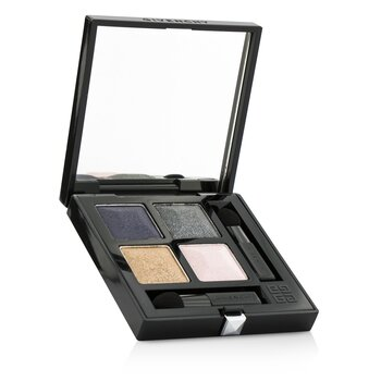 Givenchy Paleta czterech cieni do powiek Prisme Quatuor 4 Colors Eyeshadow - # 5 Frisson  4x1g/0.03oz