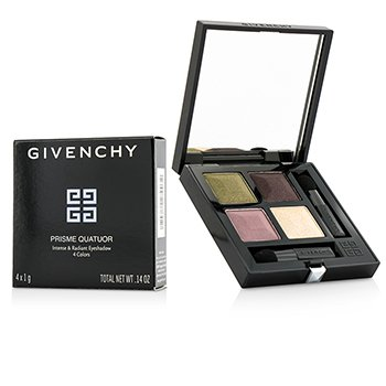 Prisme Quatuor 4 Colors Eyeshadow  4x1g/0.14oz