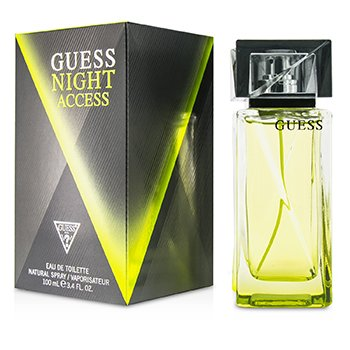 Night Access Eau De Toilette Spray  100ml/3.4oz
