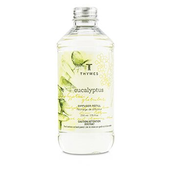 Thymes דיפוזר קנים ריפיל - Eucalyptus  230ml/7.75oz