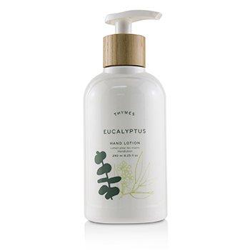 Eucalyptus Hand Lotion 240ml/8.25oz