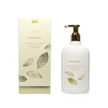 Goldleaf Perfumed Body Cream  270ml/9.25oz