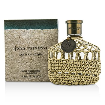 John Varvatos Artisan Acqua Eau De Toilette Spray  75ml/2.5oz