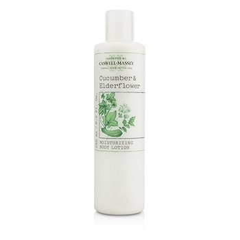Caswell Massey Cucumber & Elderflower Loci�n Humectante Corporal  240ml/8oz