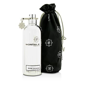 Musk To Musk أو دو برفوم سبراي  100ml/3.4oz