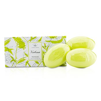 Caswell Massey Verbena Bar Soap Set  3x150g/5.2oz