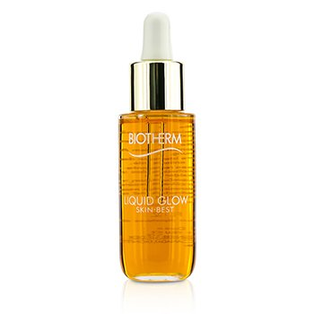 Liquid Glow Skin Best Instant Complexion Reviving Oil with Antioxydant Algae Extract  30ml/1.01oz