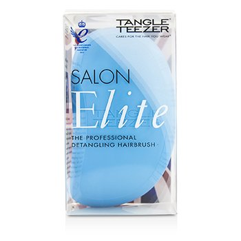 Salon Elite Professional Detangling Hair Brush - Blue Blush (For Wet & Dry Hair)  1pc