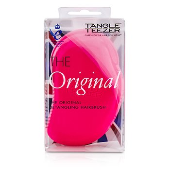 The Original Detangling Hair Brush - # Pink Fizz (For Wet & Dry Hair)  1pc