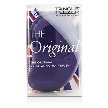 Tangle Teezer The Original Cepillo Desenredante - # Plum Delicious (Para Cabello Húmedo & Seco)  1pc