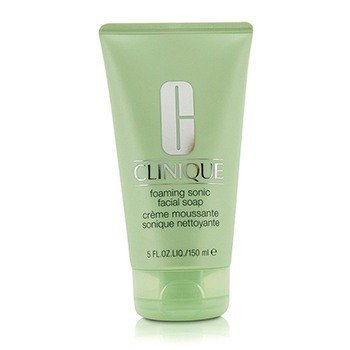 Clinique Foaming Sonic Facial Soap - Sabun Wajah  150ml/5oz