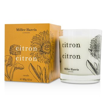 Miller Harris Candle - Citron Citron  185g/6.5oz