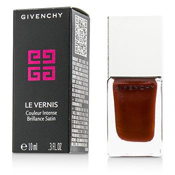 Givenchy Le Vernis Intense Color Nail Lacquer - # 07 Grenat Initie  10ml/0.3oz