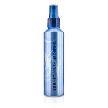Sebastian Spray de Fixação Flexível e Brilho Shine Define   200ml/6.8oz
