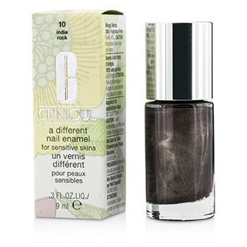 Clinique Un Esmalte Diferente para Pieles Sensibles - #10 Indie Rock  9ml/0.3oz