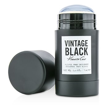 Kenneth Cole Vintage Black Alcohol Free Desodorante en Barra  75g/2.6oz
