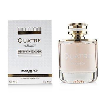 Quatre Eau De Parfum Spray  100ml/3.3oz