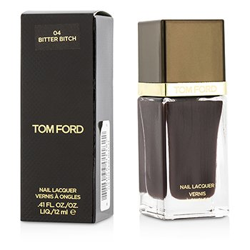 Tom Ford Nail Lacquer - #04 Bitter Bitch  12ml/0.41oz