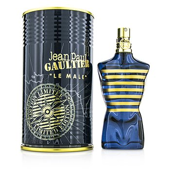 Jean Paul Gaultier Le Male Eau De Toilette Spray (Edición Capitaine Collector)  75ml/2.5oz