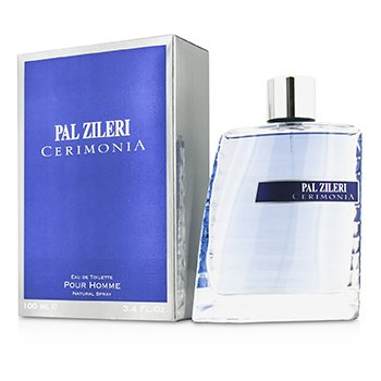 Pal Zileri Cerimonia Eau De Toilette Spray  100ml/3.4oz