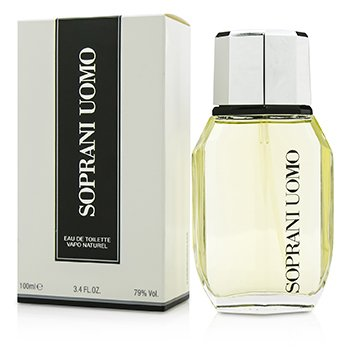 Luciano Soprani Soprani Uomo Eau De Toilette Spray  100ml/3.4oz
